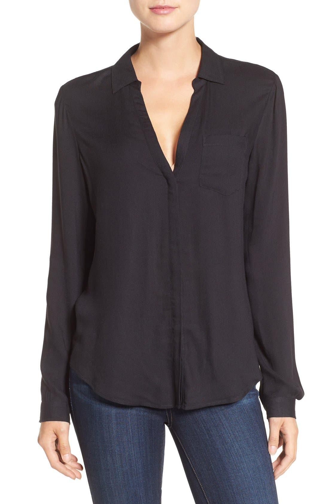 Main Image - PAIGE 'Everleigh' Shirt