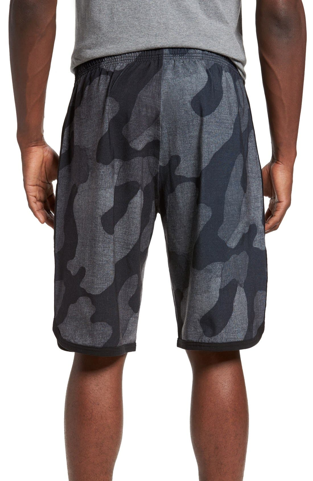 Alternate Image 2  - RVCA 'VA Sport' Athletic Shorts