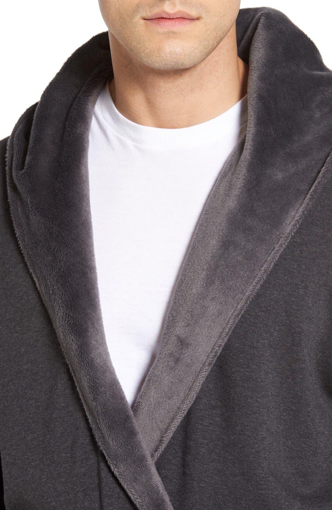 Alternate Image 4  - UGG® 'Brunswick' Robe