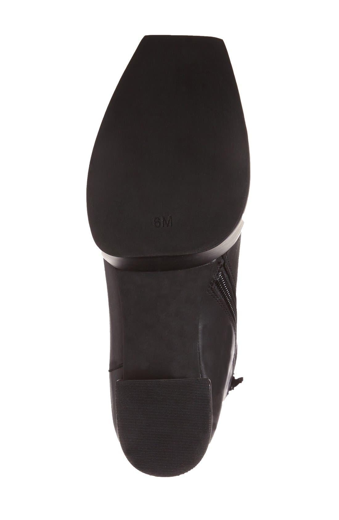 Alternate Image 4  - Jeffrey Campbell 'Marcade' Block Heel Platform Bootie (Women)