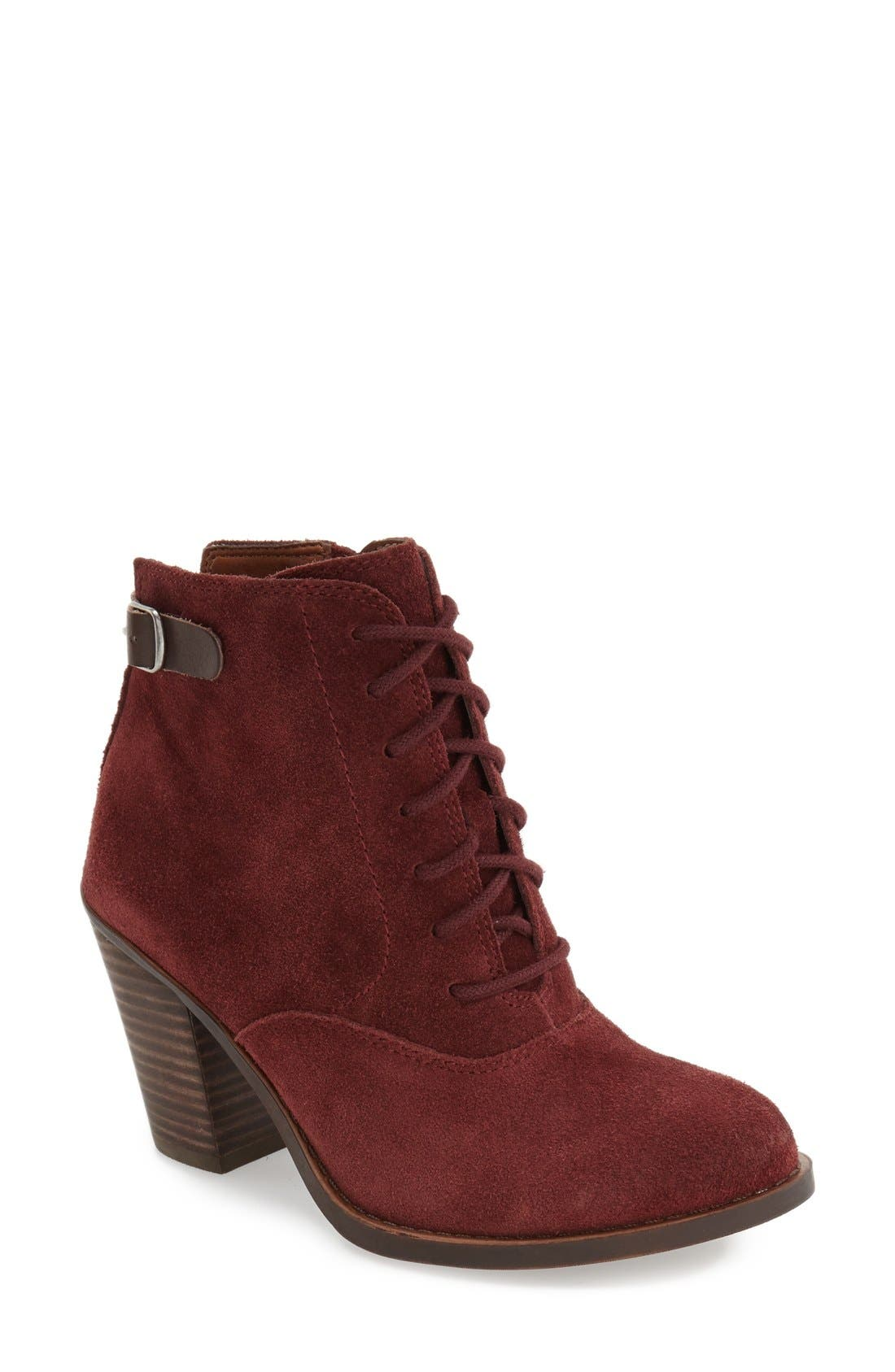 LUCKY BRAND 'Echoh' Lace-Up Bootie