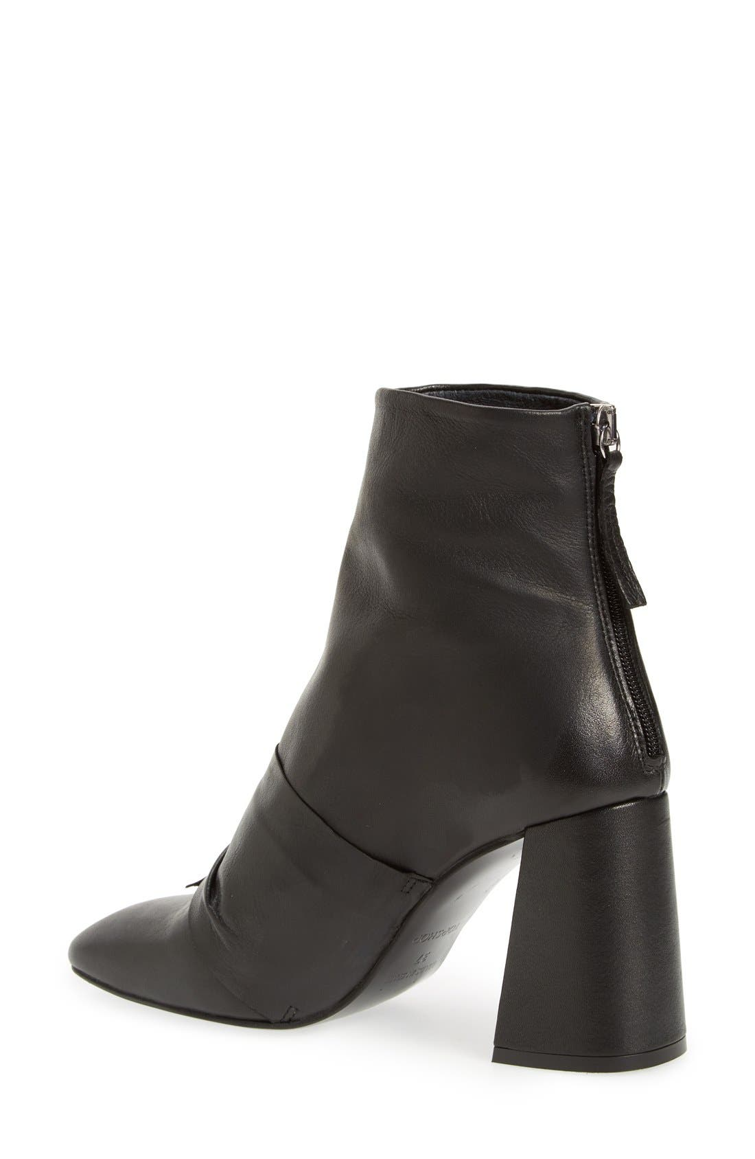 Alternate Image 2  - Topshop 'Bow Monroe' Knotted Bootie (Women)