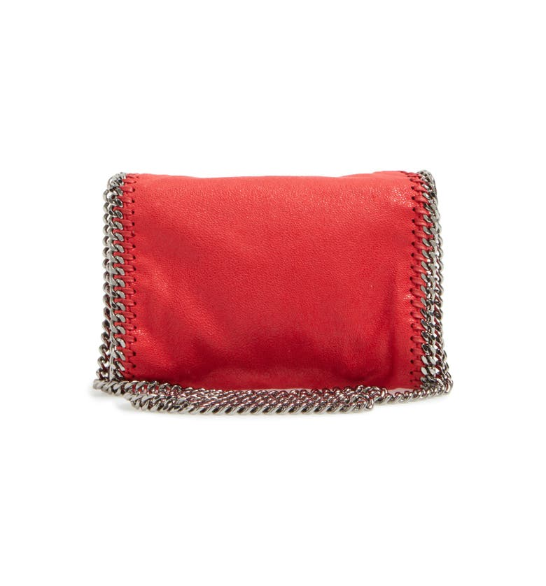 Main Image - Stella McCartney 'Tiny Falabella' Faux Leather Crossbody Bag