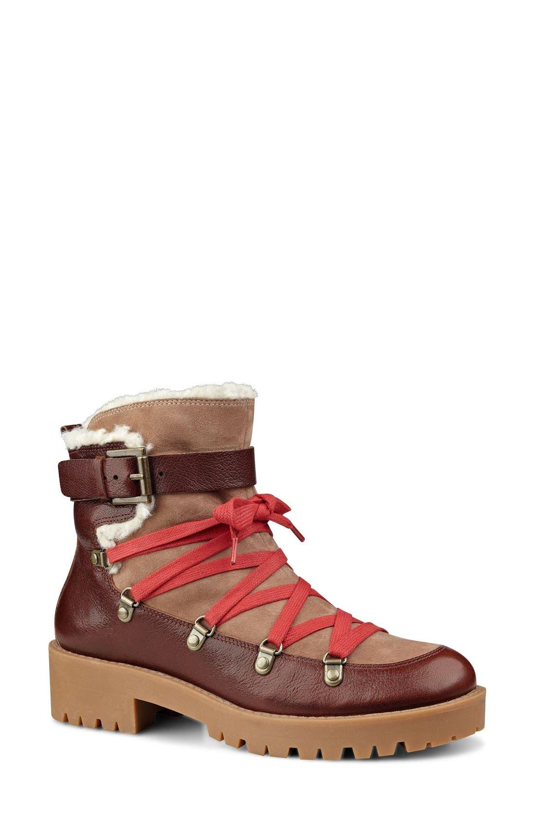 Alternate Image 1 Selected - Nine West 'Orynne' Hiker Boot (Women)