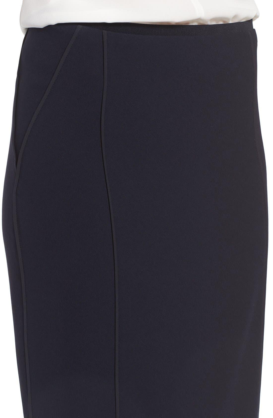 Alternate Image 4  - Elie Tahari 'Jasper' Pencil Skirt