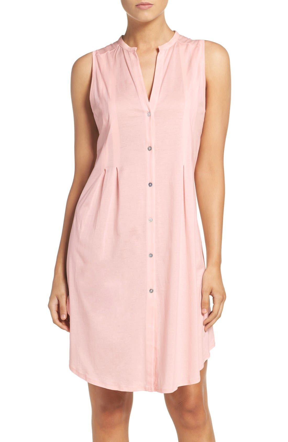 HANRO Jersey Short Nightgown