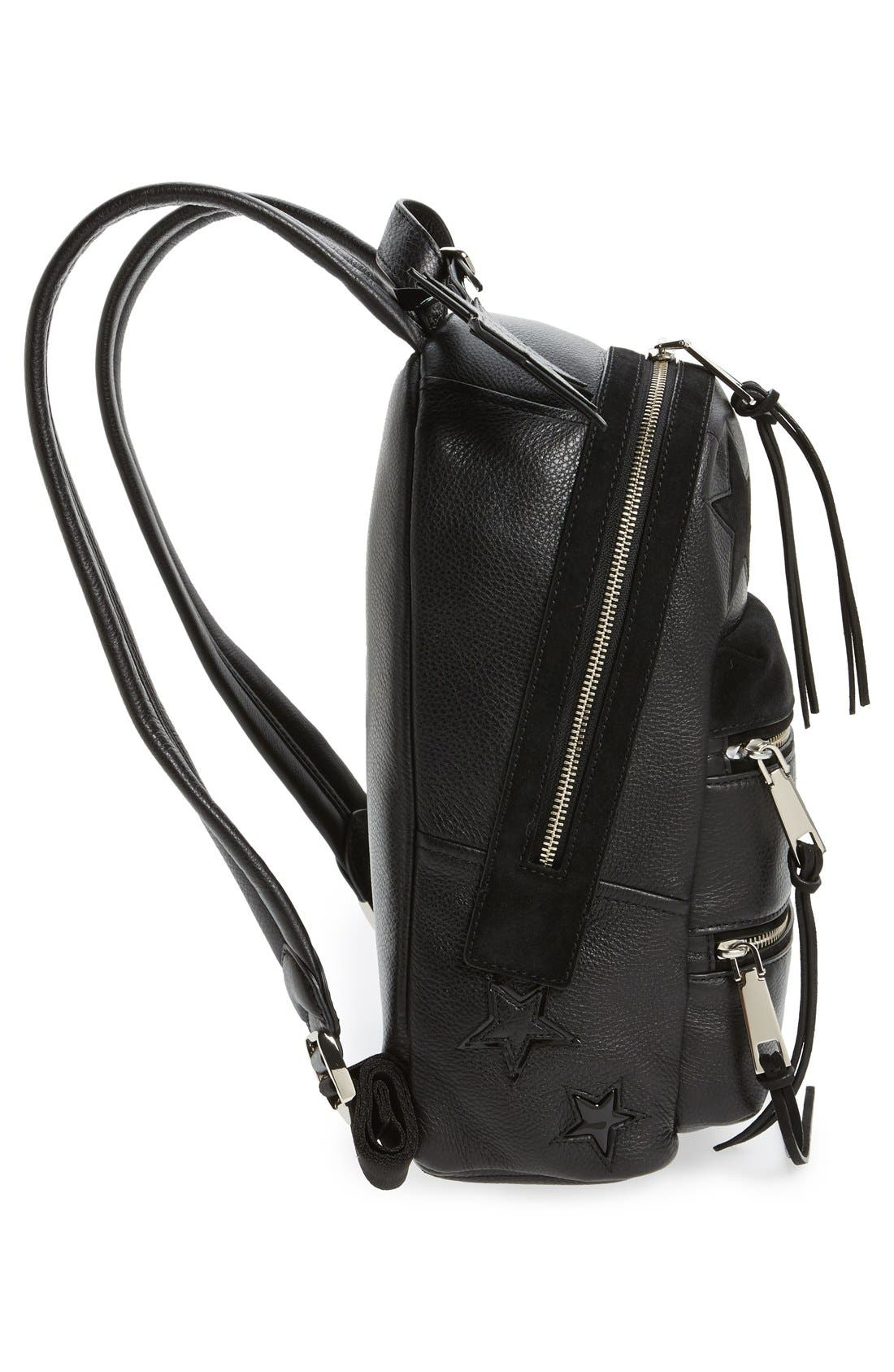 Alternate Image 5  - MARC JACOBS 'Star Patchwork' Leather Backpack