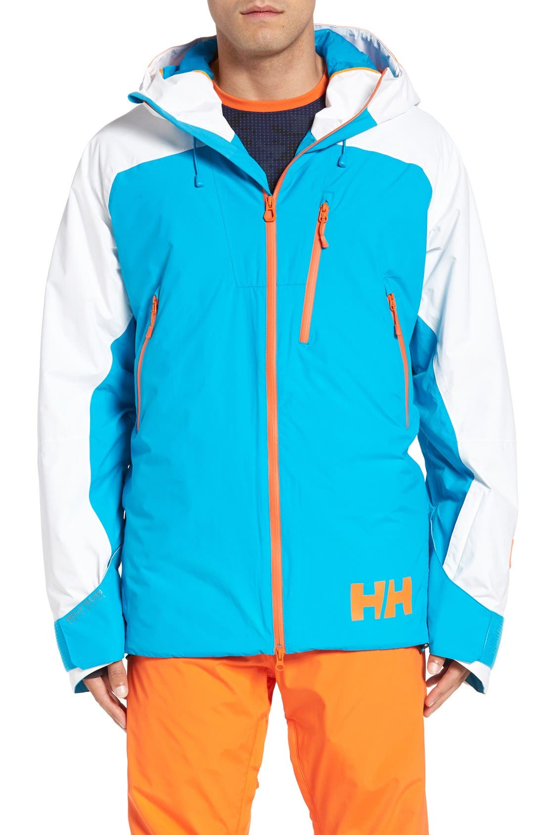 Helly Hansen 'Stuben' Water Repellent Ski Jacket