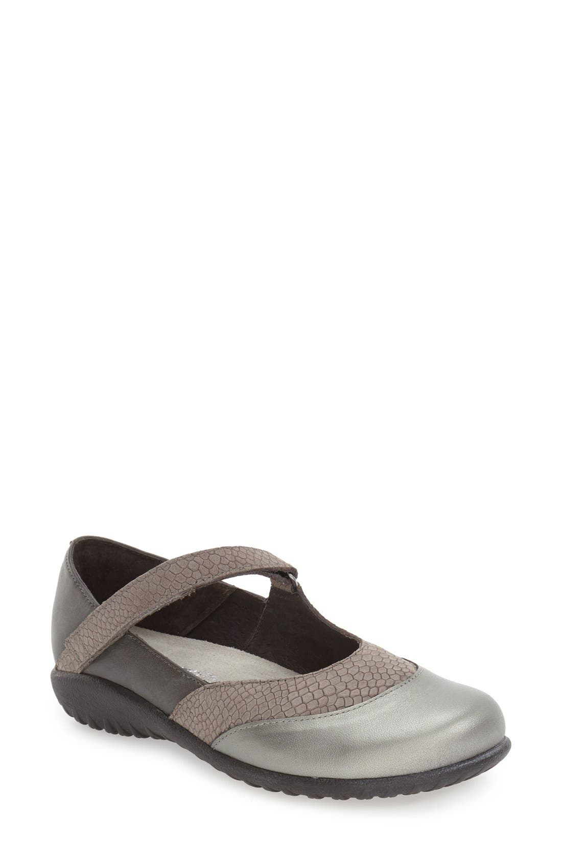 Naot 'Luga' Mary Jane Wedge (Women)