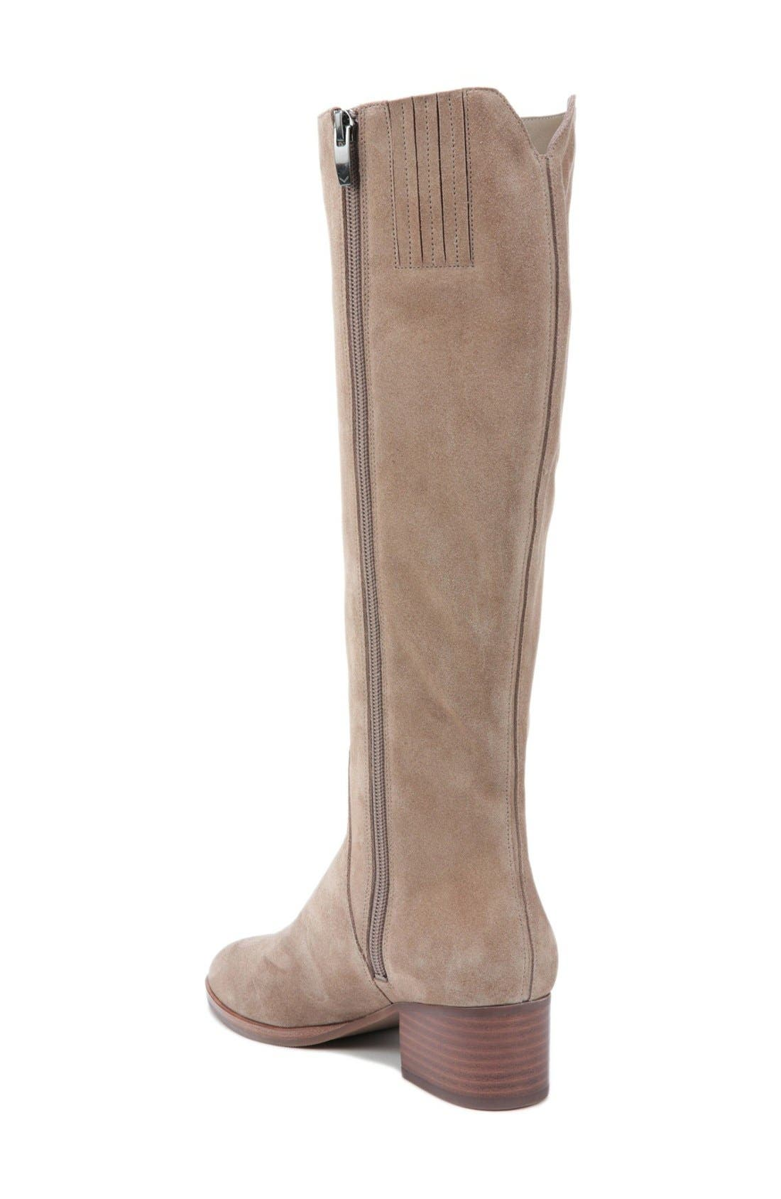 Alternate Image 2  - Via Spiga 'Odella' Tall Boot (Women)