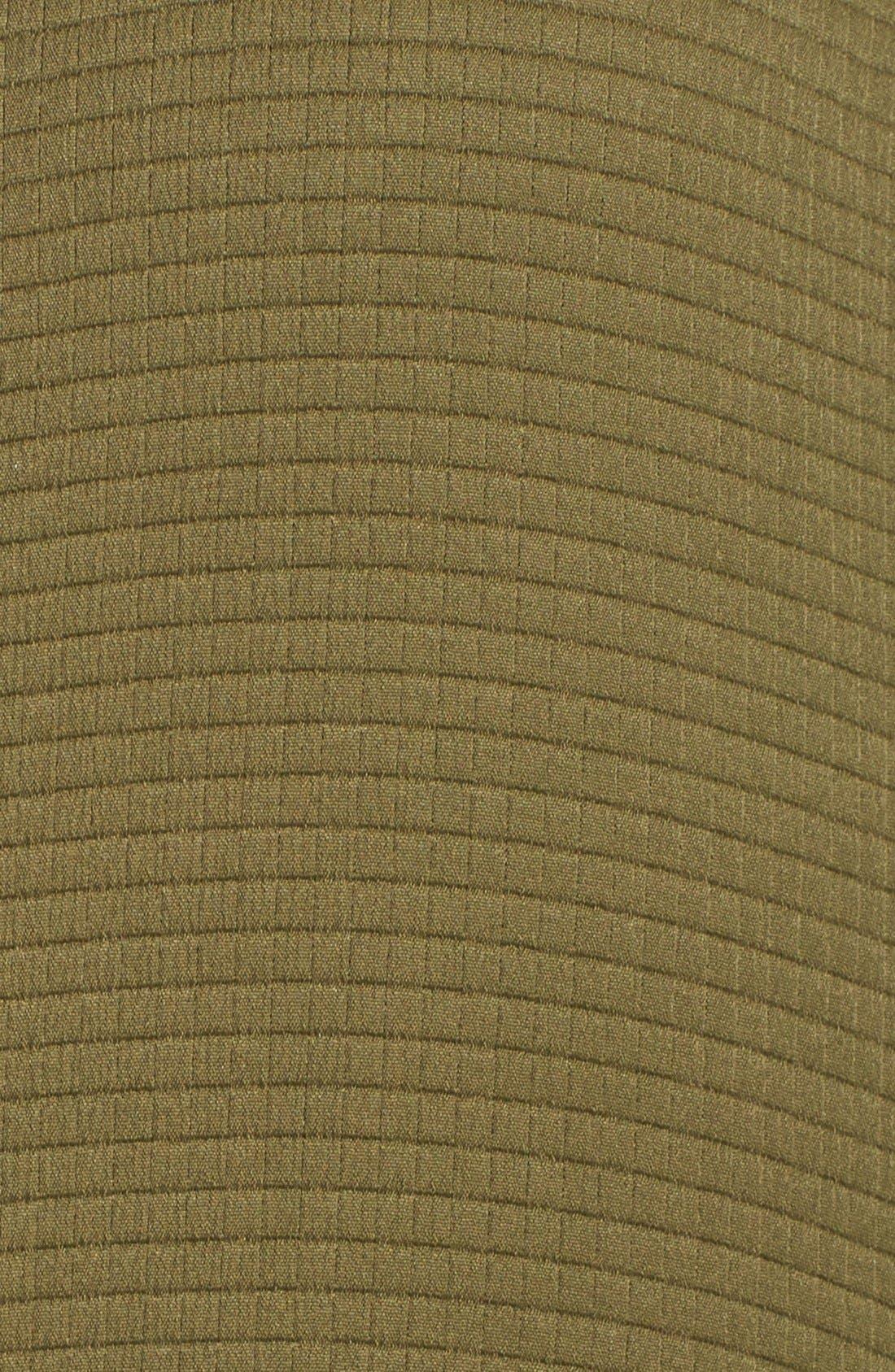 Alternate Image 5  - adidas Originals 3-Stripes Bomber Jacket