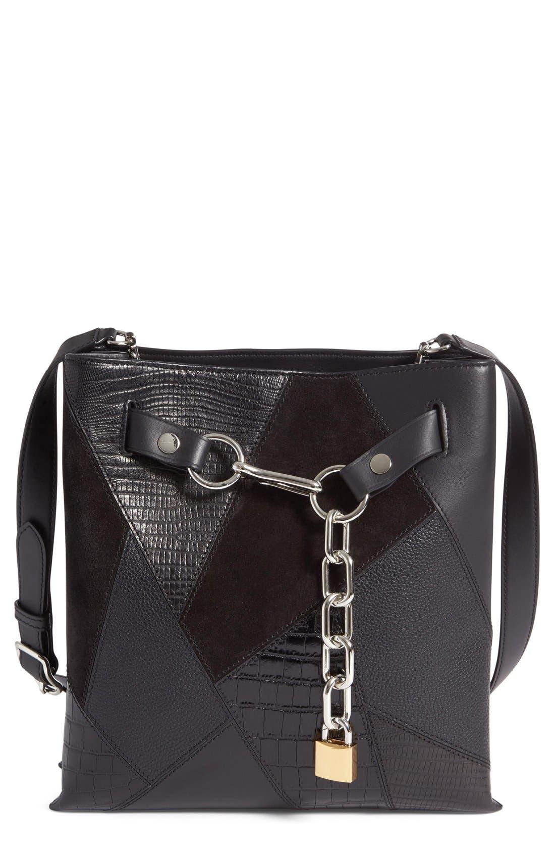 ALEXANDER WANG Attica Leather Shoulder Bag