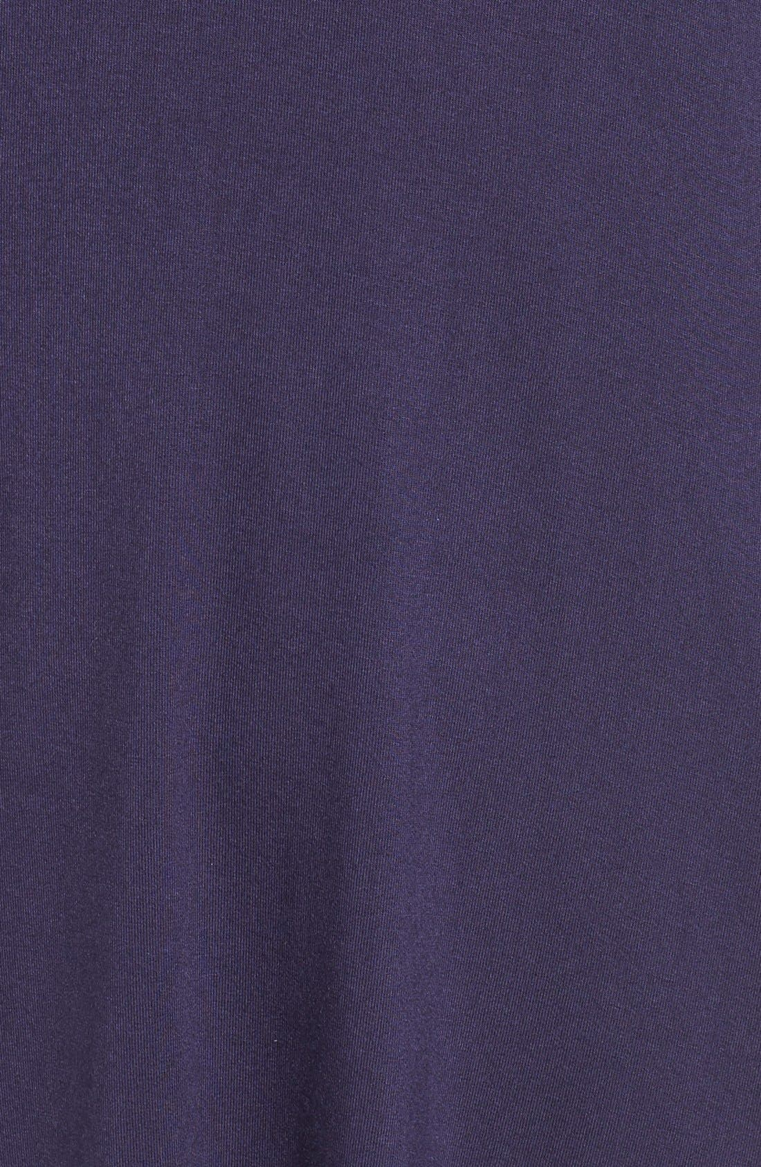 Alternate Image 5  - Socialite Mock Neck Knit Shift Dress