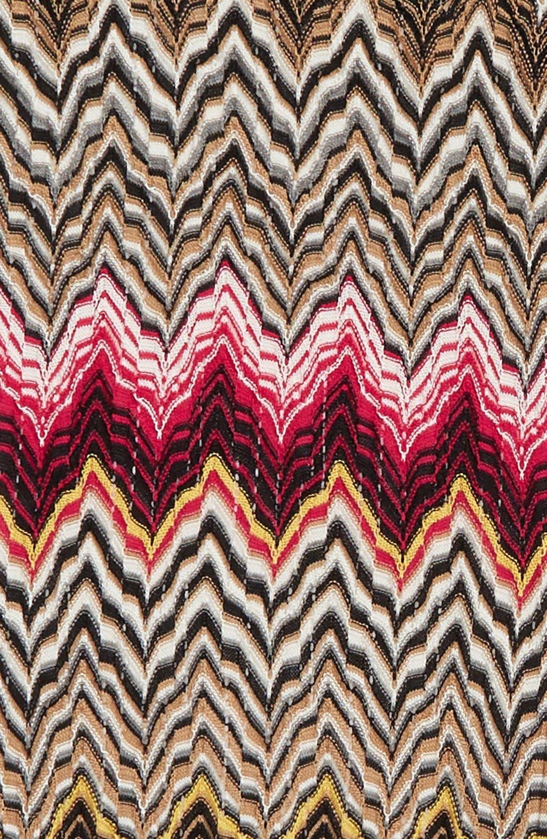 Alternate Image 3  - Missoni Chevron & Stripe Scarf