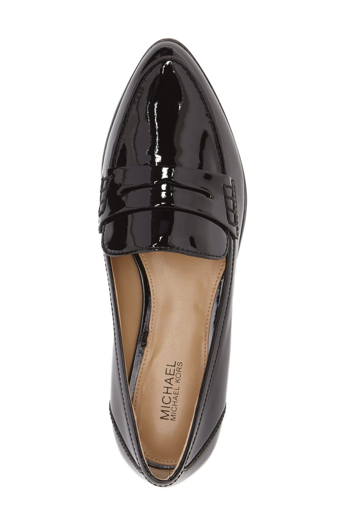 Alternate Image 3  - MICHAEL Michael Kors 'Connor' Penny Loafer (Women)
