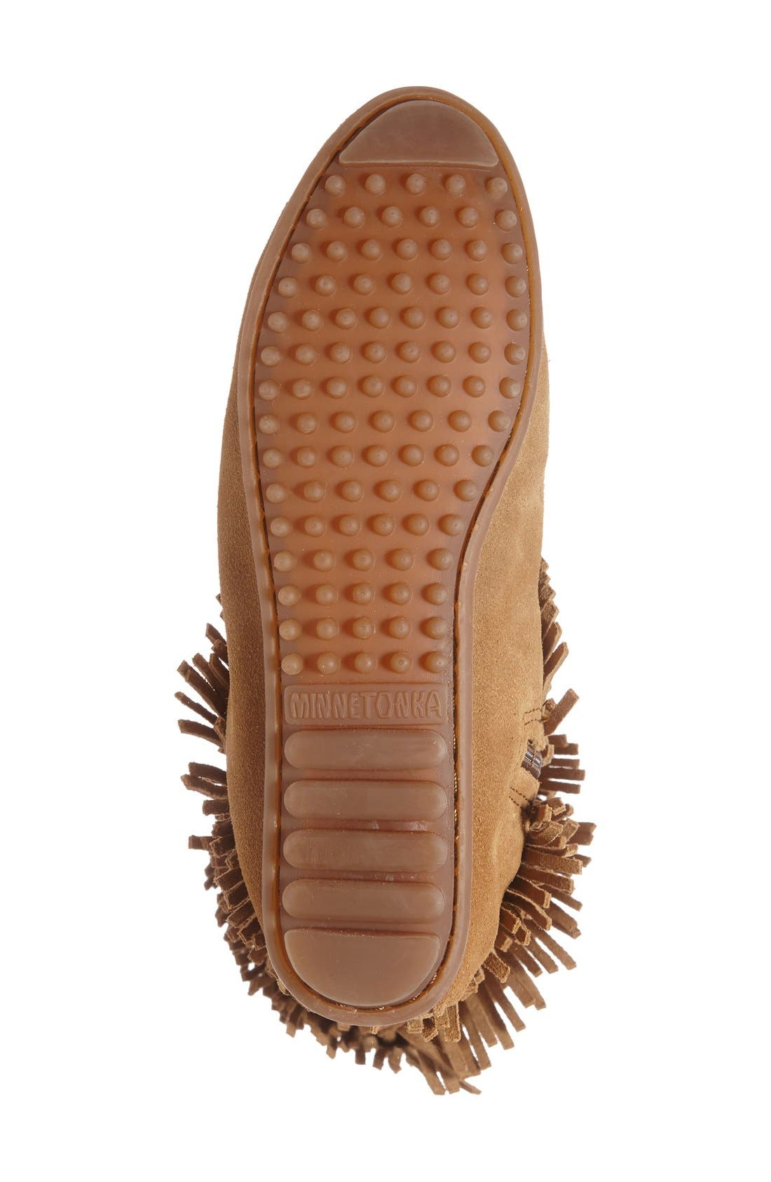 Alternate Image 4  - Minnetonka '5 Layer Fringe' Boot
