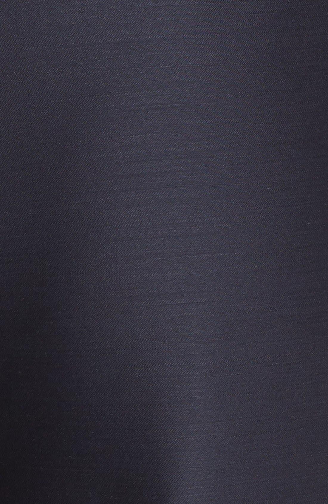 Alternate Image 3  - Nordstrom Signature and Caroline Issa Tuxedo Pants