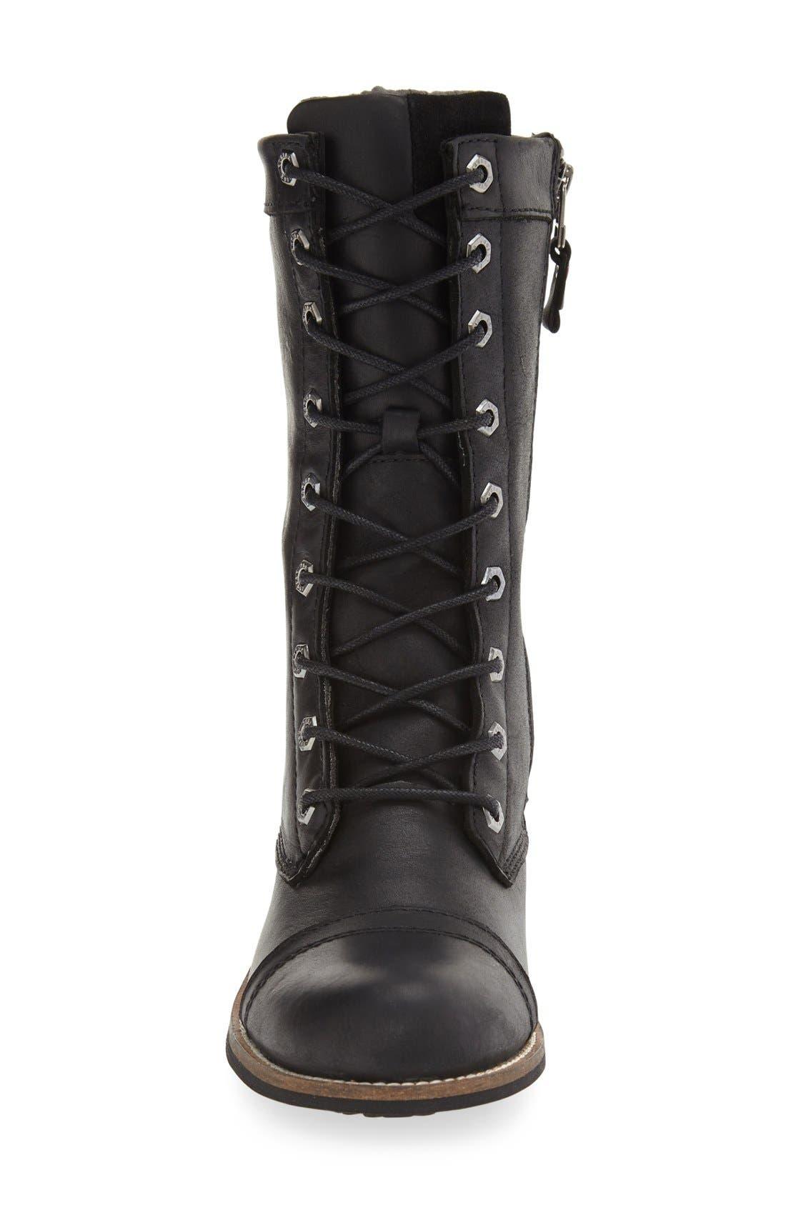 Alternate Image 3  - Kodiak Bethany Waterproof Moto Boot (Women)