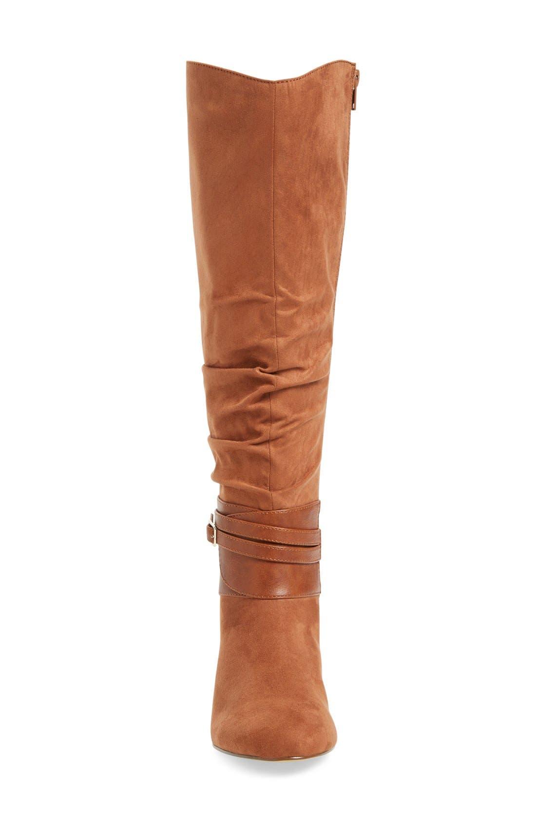 Alternate Image 3  - Bella Vita 'Tabitha II' Tall Boot (Women) (Wide Calf)