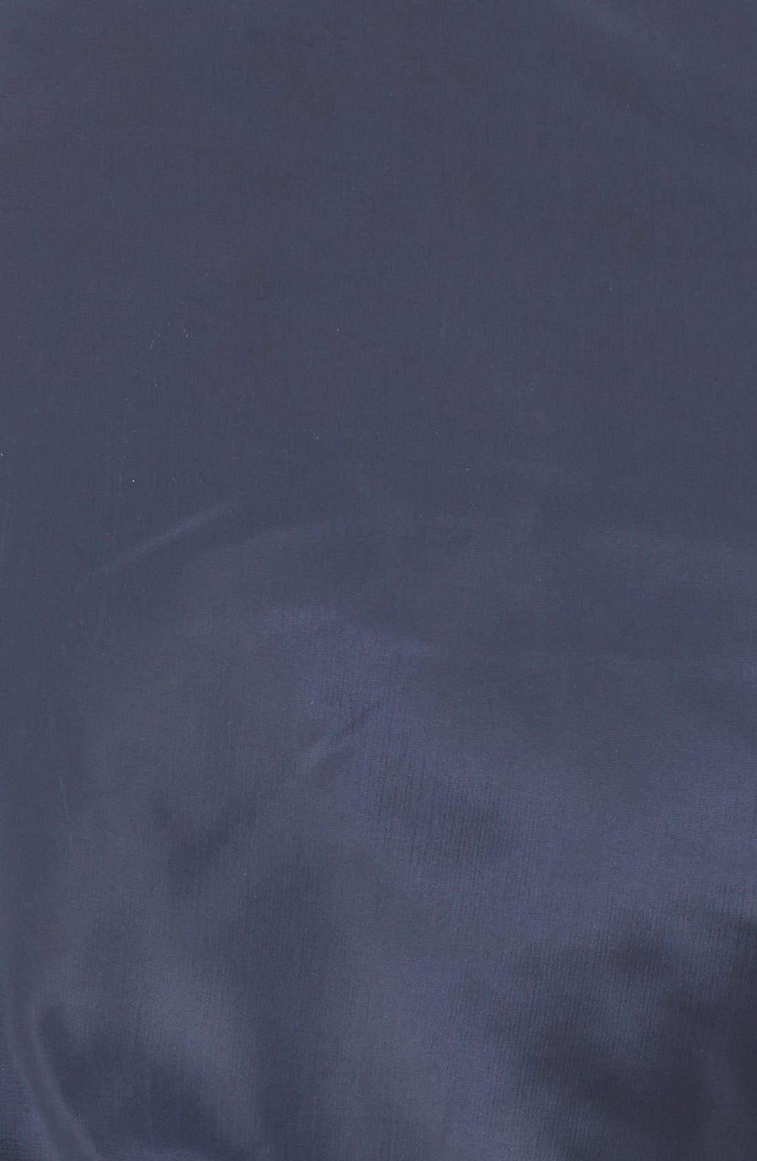 Alternate Image 5  - adidas Originals 'BG' 3-Stripes Bomber Jacket