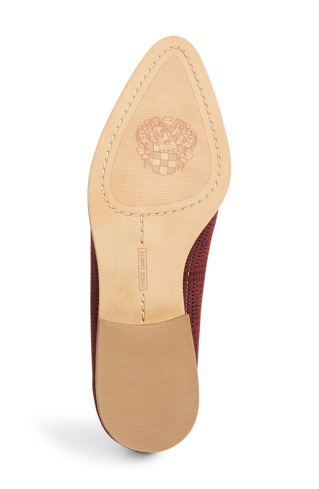 Alternate Image 4  - Vince Camuto 'Kade' Cutout Loafer (Women) (Nordstrom Exclusive)