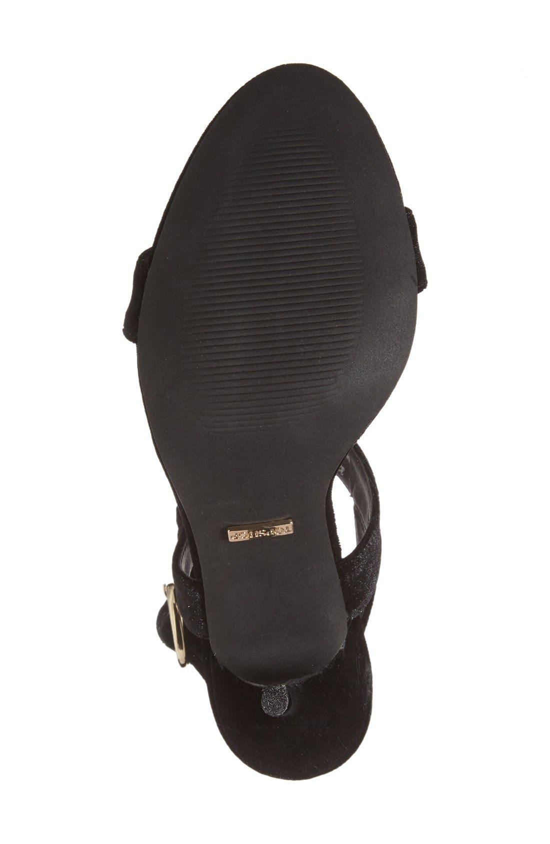 Alternate Image 4  - Topshop 'Renee' Slingback Sandal (Women)