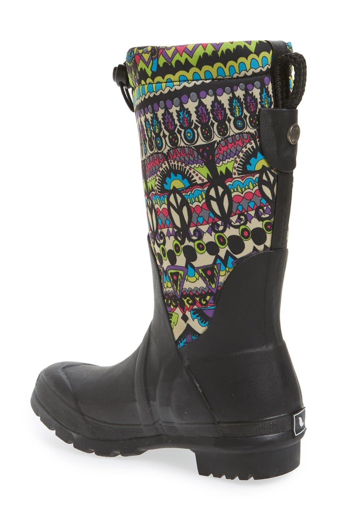 Alternate Image 2  - Sakroots 'Mezzo' Waterproof Rain Boot (Women)