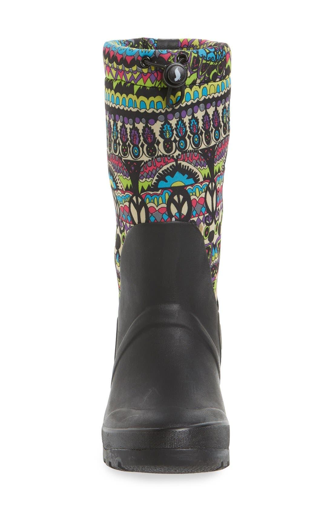 Alternate Image 3  - Sakroots 'Mezzo' Waterproof Rain Boot (Women)
