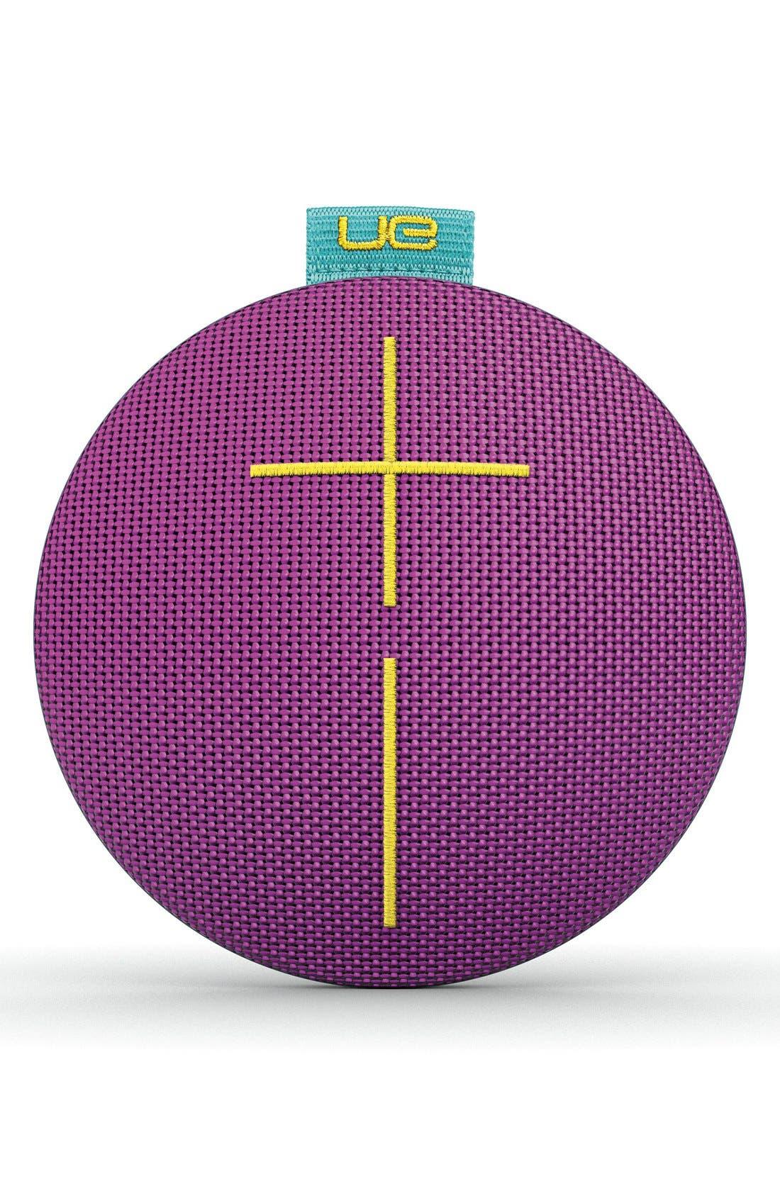 Alternate Image 1 Selected - UE Roll 2 Waterproof Wireless Bluetooth® Speaker