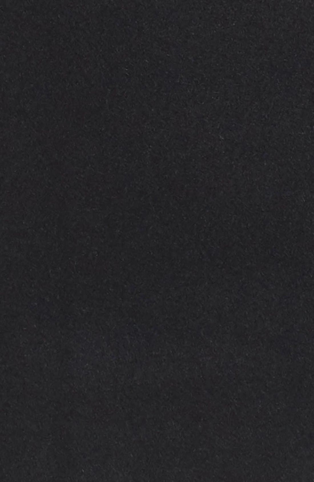 Alternate Image 5  - MICHAEL Michael Kors Belted Asymmetrical Wool Blend Coat