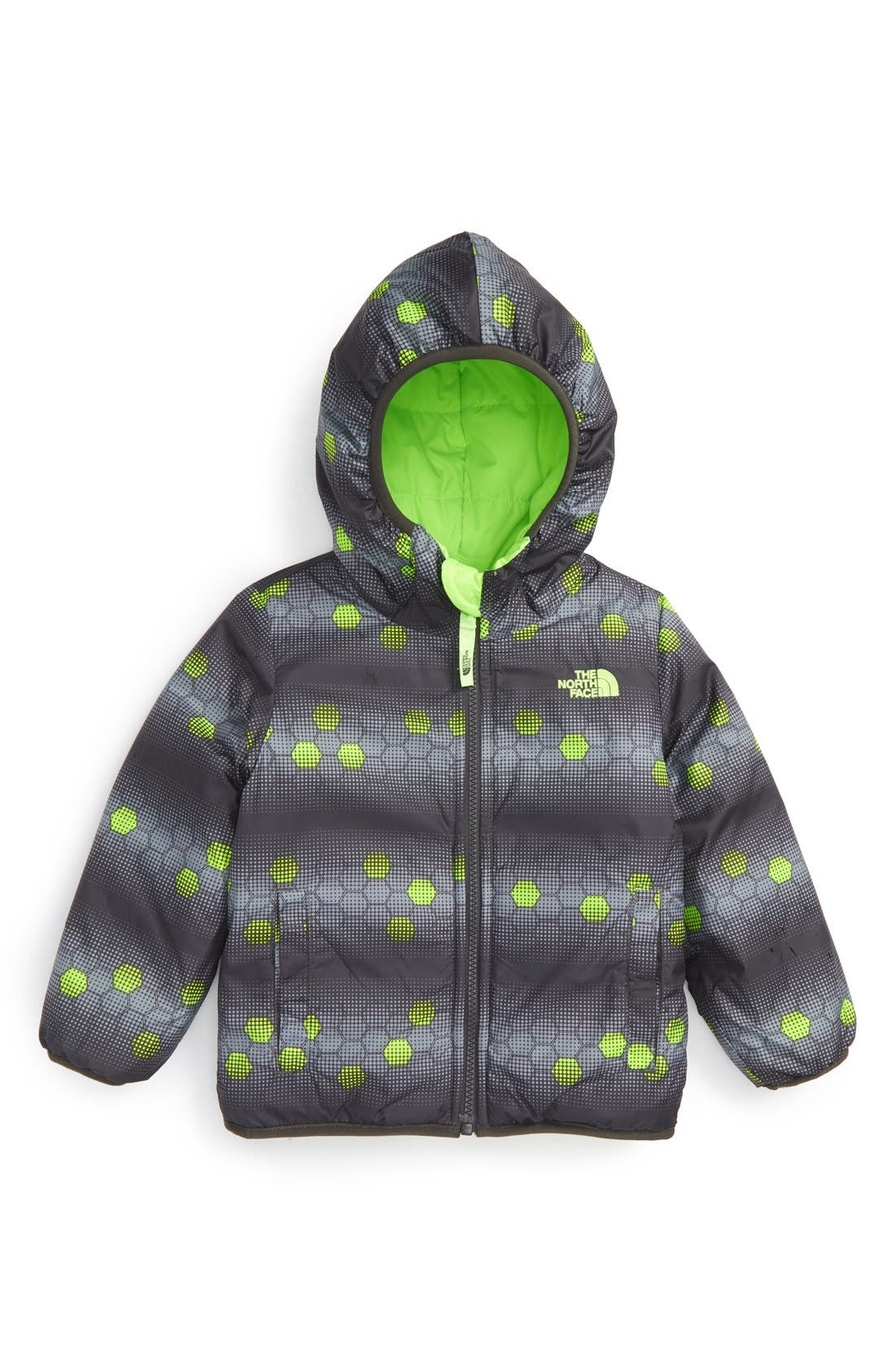 Alternate Image 2  - The North Face 'Perrito' Reversible Water Repellent Heatseeker™ Insulated Jacket (Toddler Boys & Little Boys)