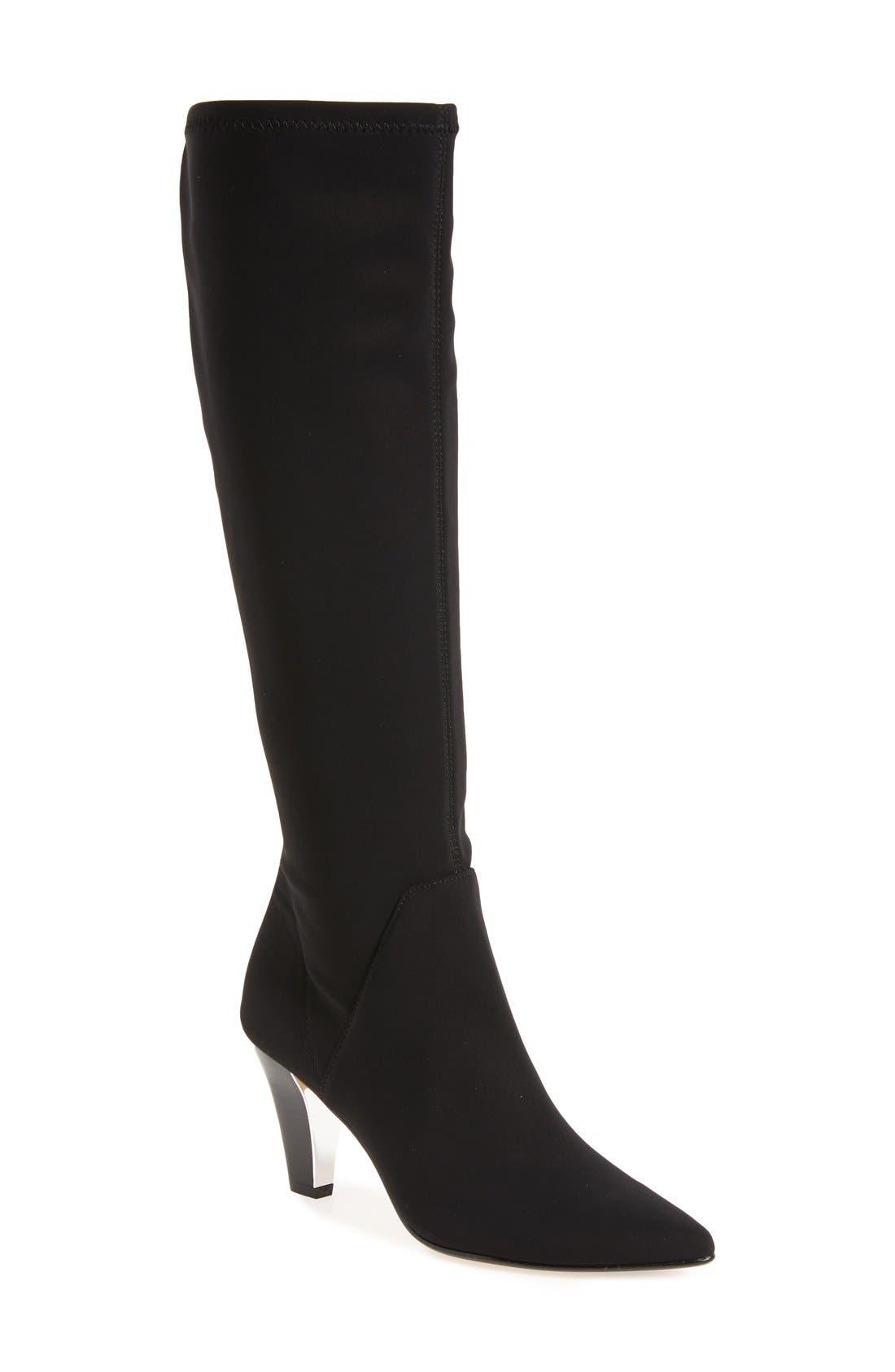 Alternate Image 1 Selected - Donald J Pliner 'Tessa' Knee High Boot (Women)