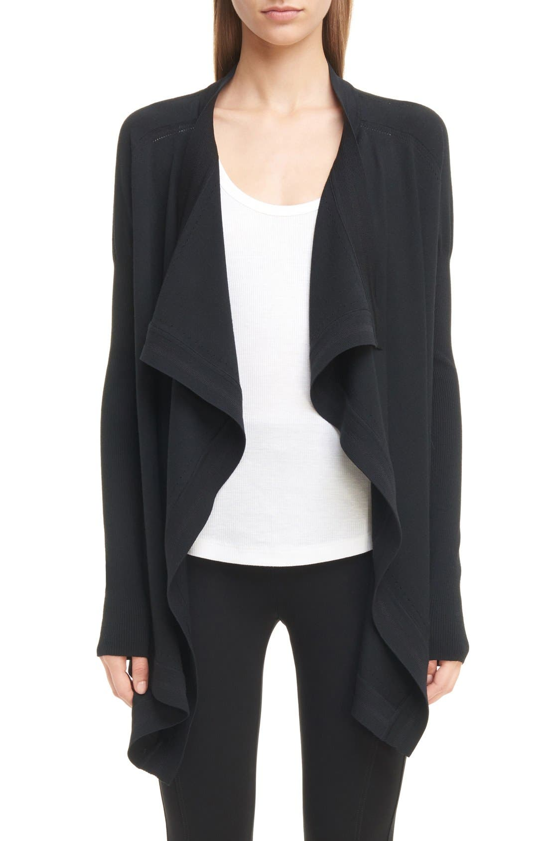 GIVENCHY Merino Wool Cardigan