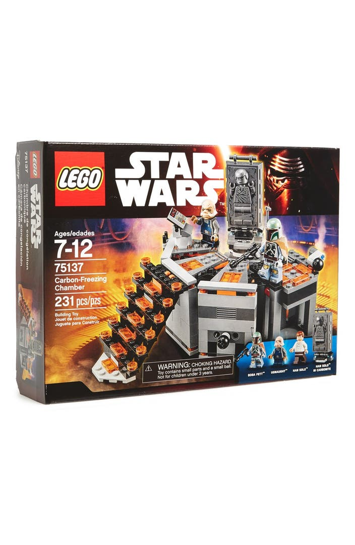 Lego star wars carbon freezing chamber 75137 nordstrom for Chambre lego