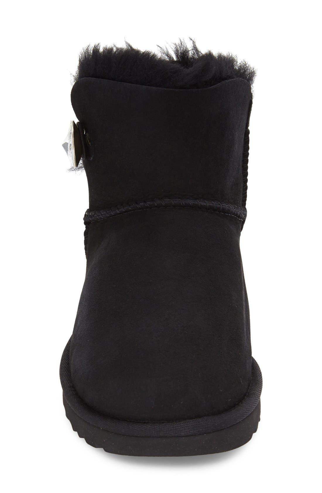 Alternate Image 3  - UGG® Mini Bailey Button Bling Boot (Women)