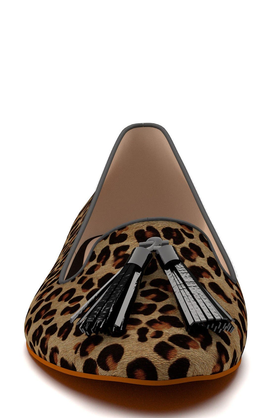 Alternate Image 4  - Shoes of Prey Smoking Slipper (Women)