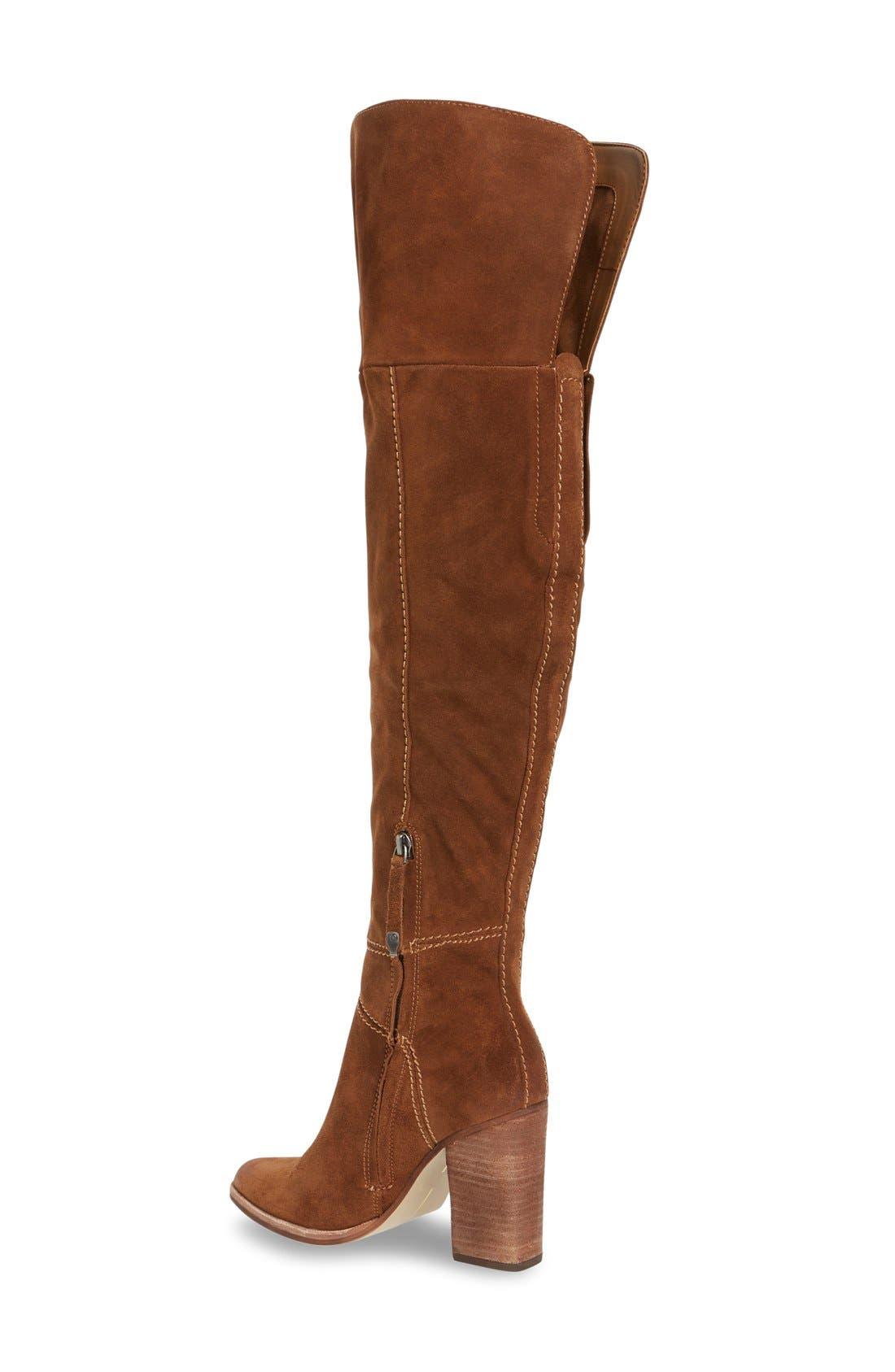 Alternate Image 2  - Dolce Vita 'Cash' Over the Knee Boot (Women)