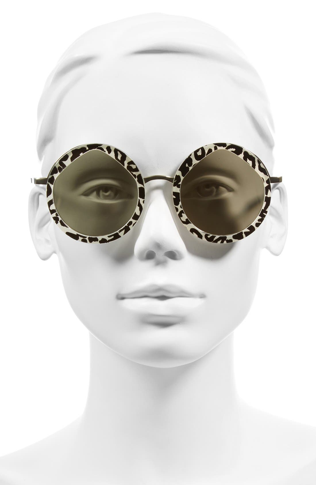 Alternate Image 2  - Le Specs Hey Yeh 50mm Round Sunglasses