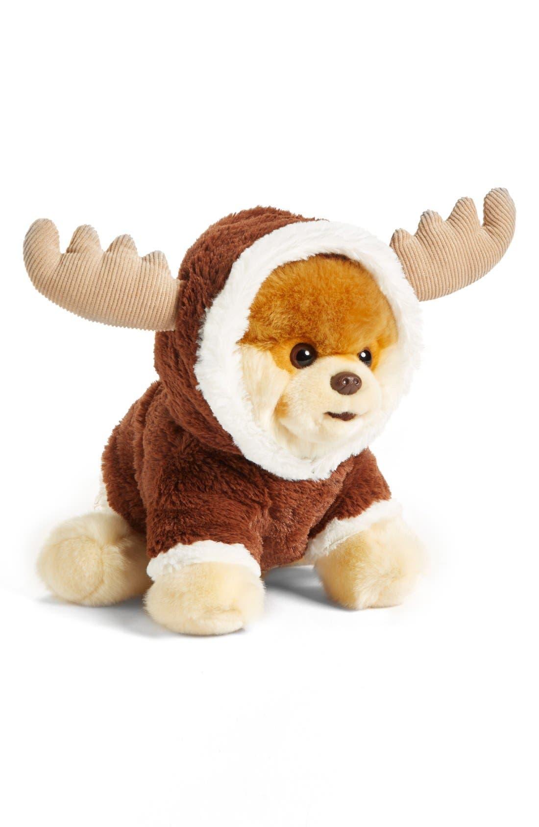 Main Image - Gund Boo Reindeer Stuffed Animal (Nordstrom Exclusive)