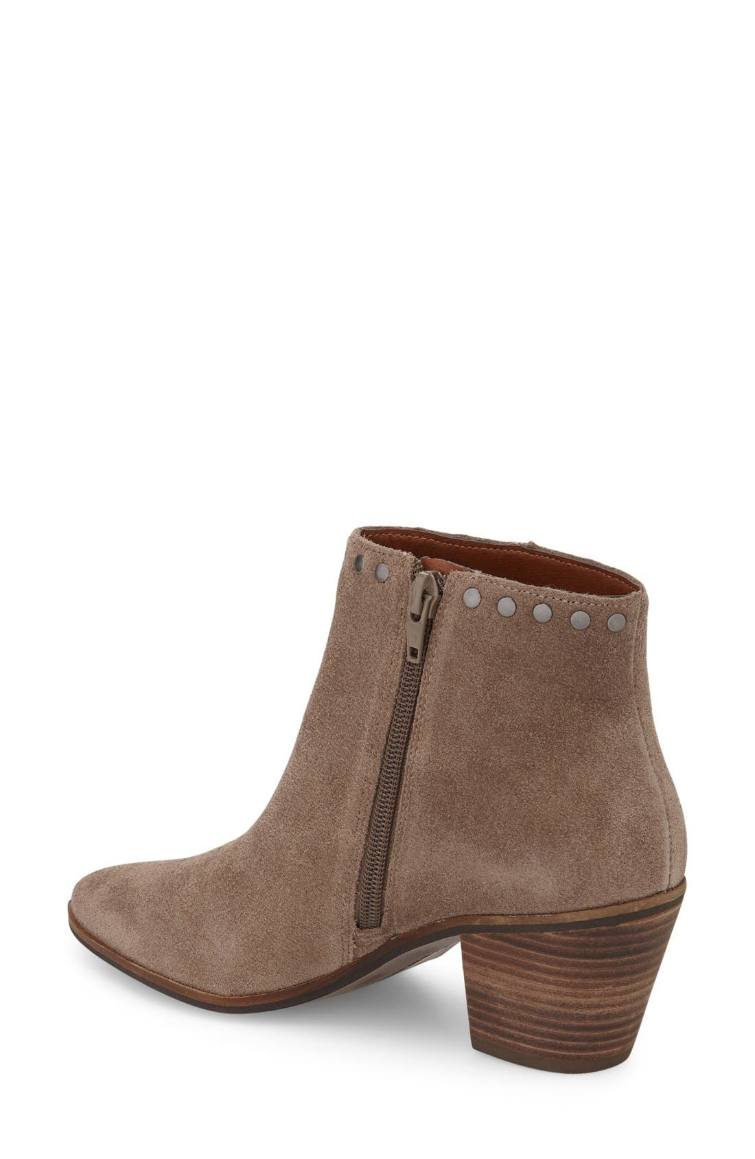Alternate Image 2  - Lucky Brand Linnea Studded Bootie (Women)