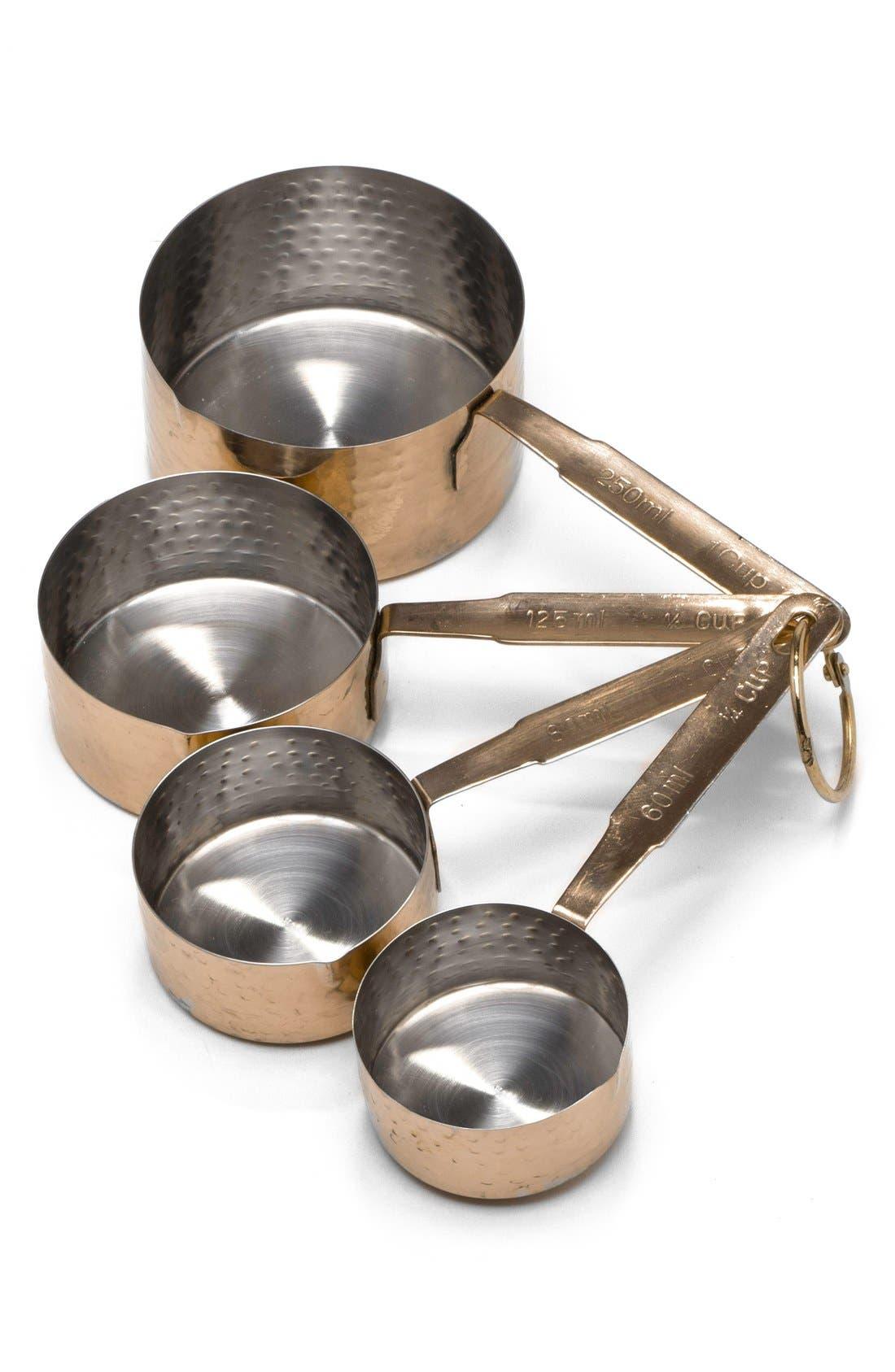 Alternate Image 2  - Cambridge 4-Piece Measuring Cup Set