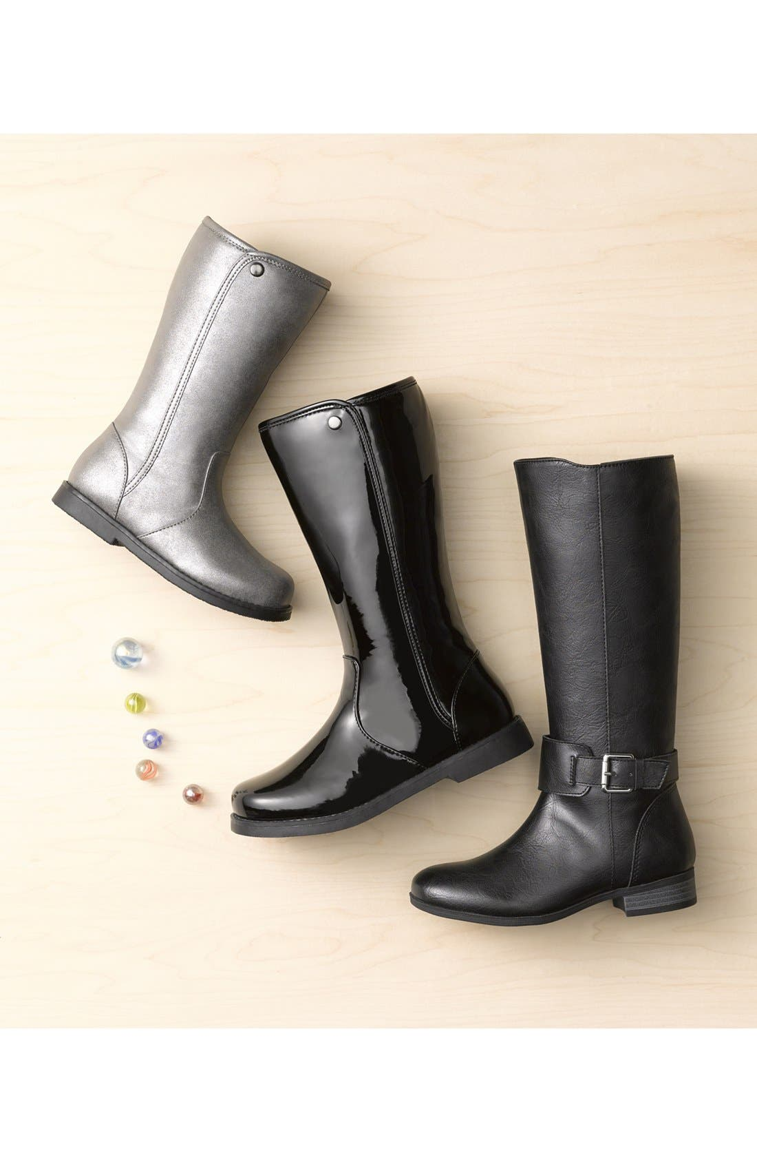 Alternate Image 5  - Tucker + Tate Marina Buckle Strap Boot (Toddler, Little Kid & Big Kid)
