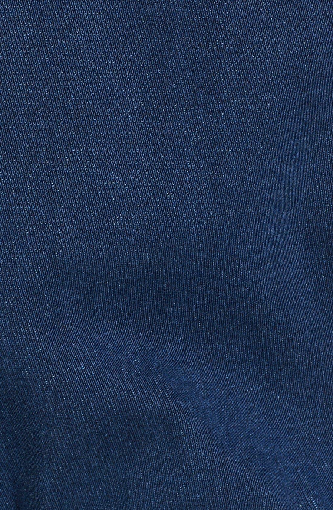 Alternate Image 7  - IVY PARK® Logo Denim Jumpsuit