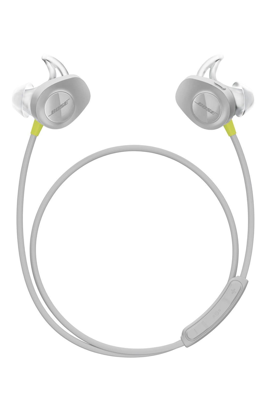 Main Image - Bose® SoundSport® In-Ear Bluetooth® Headphones