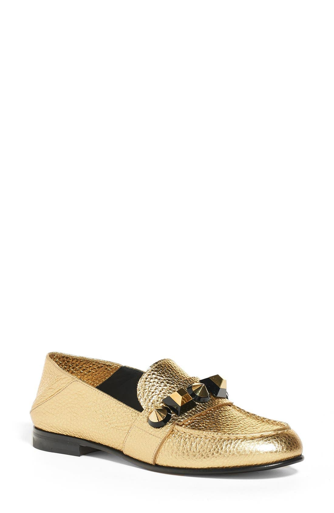 FENDI Convertible Moccasin