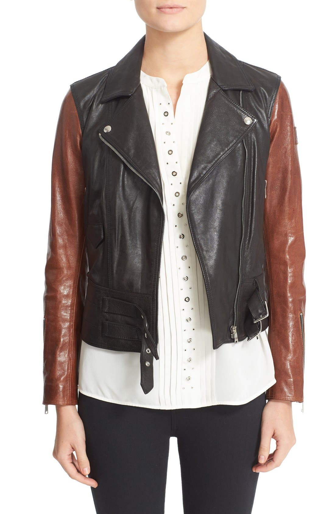 BELSTAFF Colefort Waxed Leather Jacket