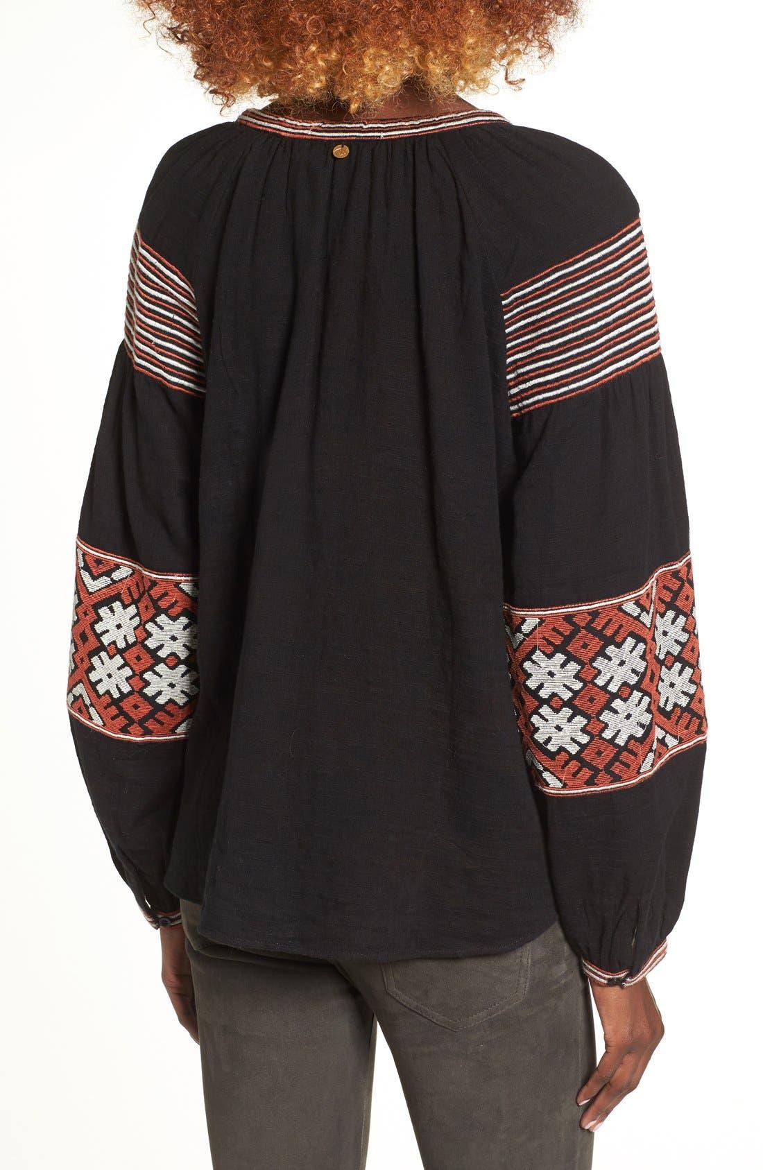 Alternate Image 4  - Antik Batik Modi Blouse