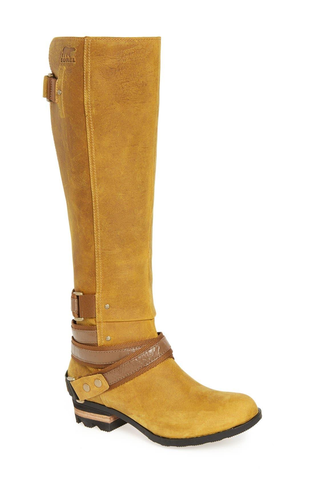 SOREL Lolla Water Resistant Tall Boot (Women)