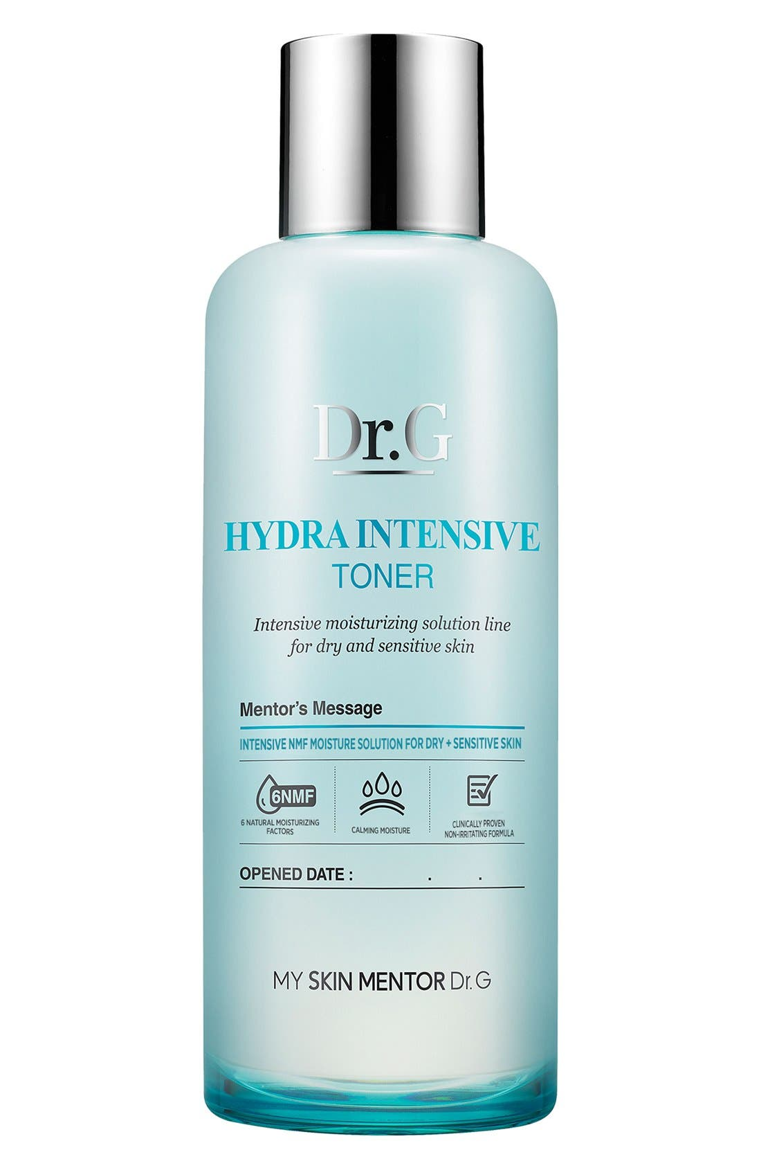 My Skin Mentor Dr. G Beauty Hydra Intensive Toner