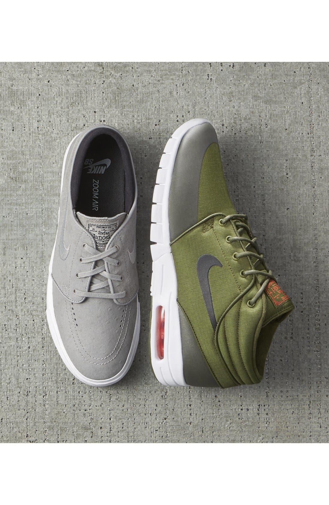 Alternate Image 2  - Nike 'Zoom Stefan Janoski L SB' Skate Shoe (Men)